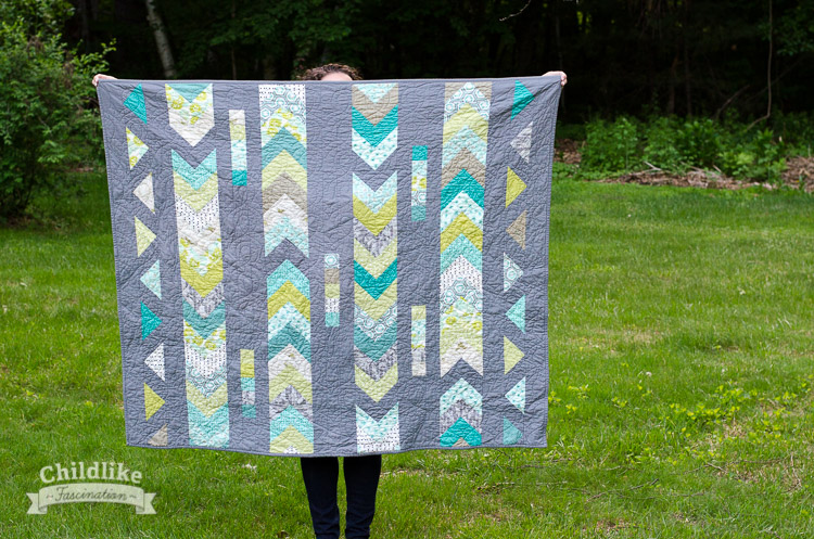 Goose Lane - Original Quilt Design by Terri Ann Swallow