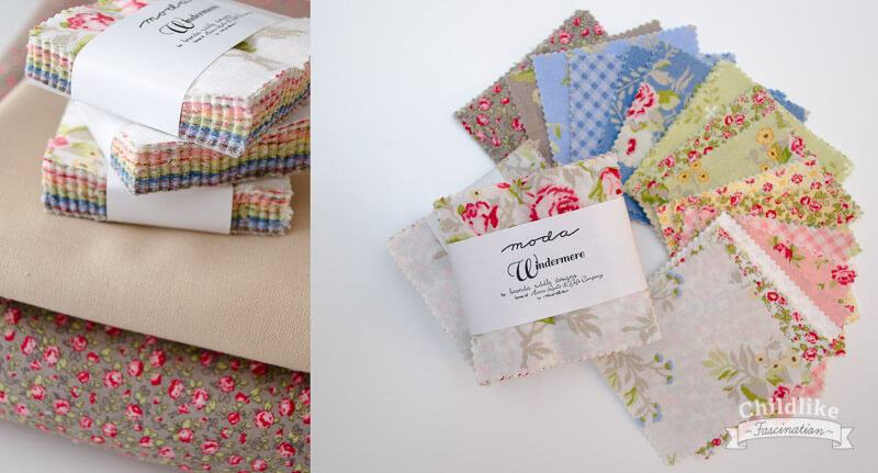 Windermere by Brenda Riddle Designs for Moda