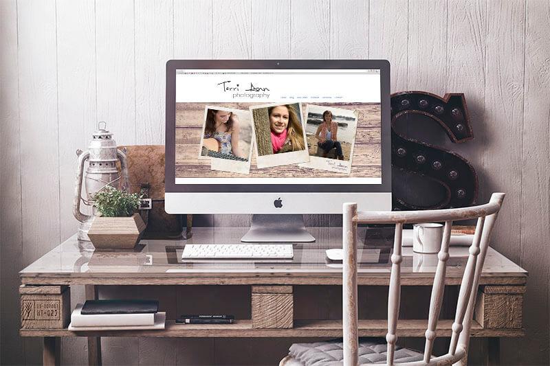 Terri Ann Photography Website
