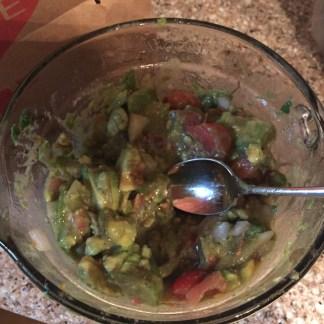 Guacamole Mixture