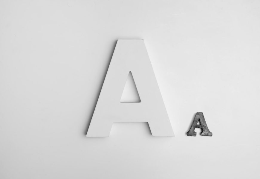 Letter A , /a/