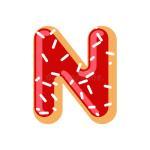 Letter N, /n/