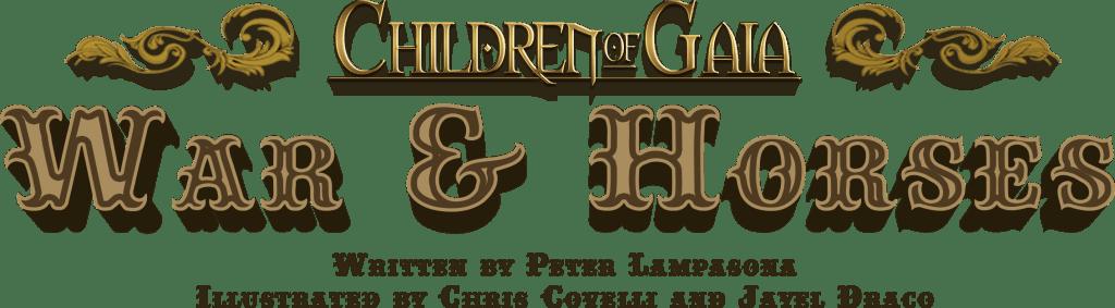 war & horses children of gaia kickstarter