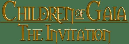Children of Gaia: The Invitation - Logo Title