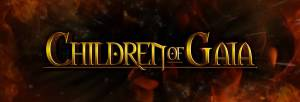 Children of Gaia website banner