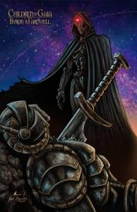 Children of Gaia: Byron's Farewell - Illustrated by jayel Draco and Chris Covelli