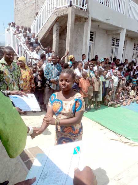 Centre Bujovu de CV à Goma