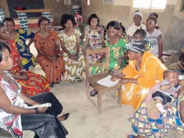 Soutien aux associations de femmes
