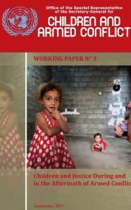 #3 - Children and Justice During and in the Aftermath of Armed Conflict