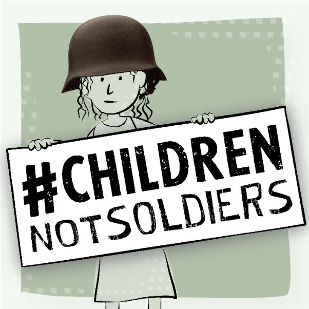 Children Not Soldiers Facebook Profile Picture 2 (1)