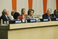 High-level Side Event on Rehabilitation and Reintegration of Children Affected by Armed Conflict