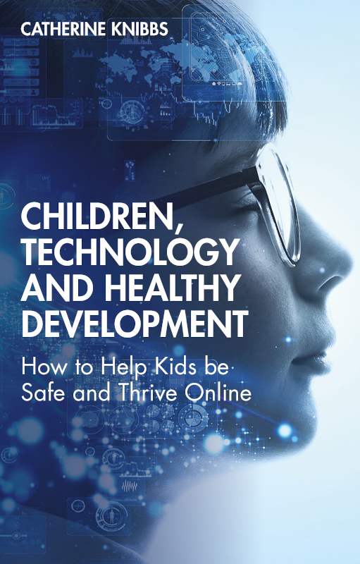 Children, Technology and Healthy Development Book Cover