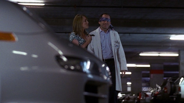 Surprise! I totally don't deserve this car because I cheated on you!