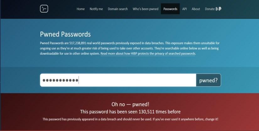 Pawnd Password