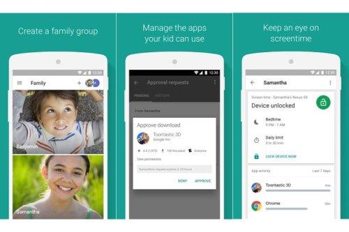 Google-Family-Link-screen shot