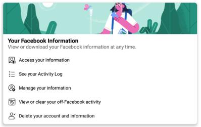 Facebook-Settings-2021-Facebook-Information