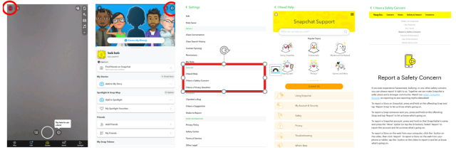 Snapchat-Parental-Safety-Controls-How-to-access-Snapchat-Safety