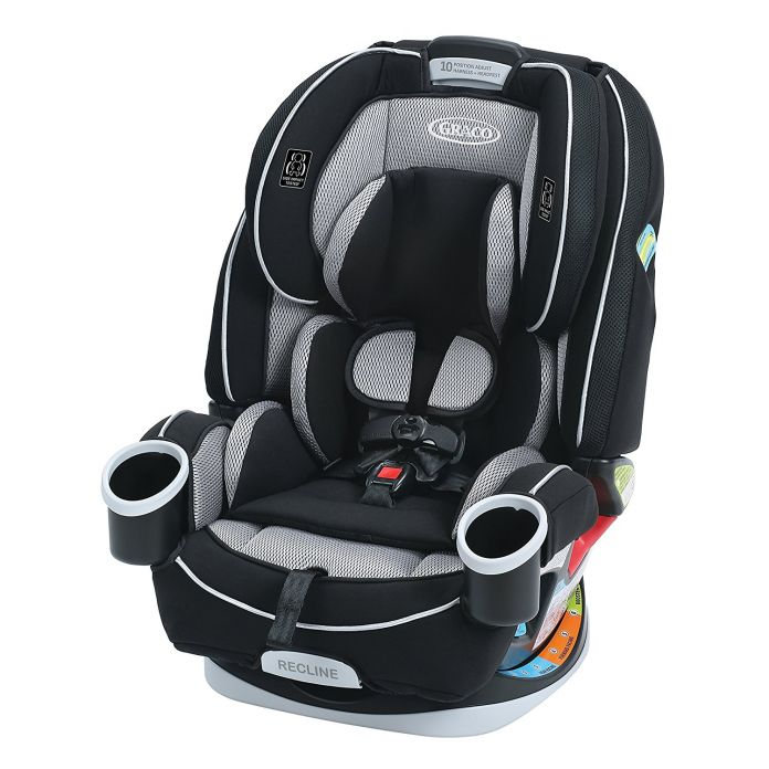 Childrens  Graco Butaca de auto 4EVER 045 kg