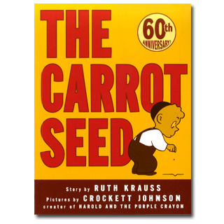 Image result for the carrot seed