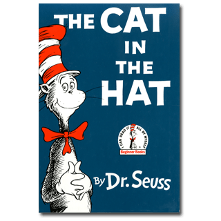 Image result for cat in the hat book