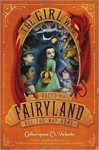 Girl Who Raced Fairyland