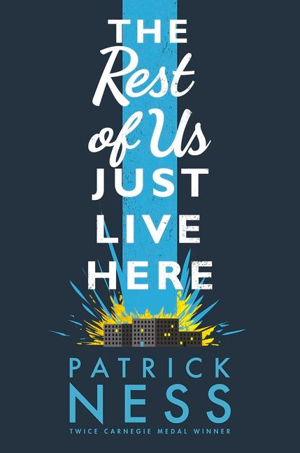 Review Of 'the Rest Of Us Just Live Here'  Children's