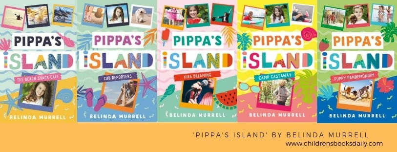 Review of 'Pippa's Island: Puppy Pandemonium' - Children's Books Daily...