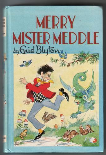 Keyword Merry Mister Meddle By Enid Blyton Children S Bookshop