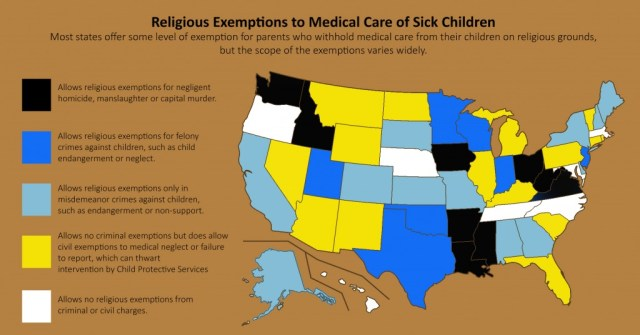us map exemptions