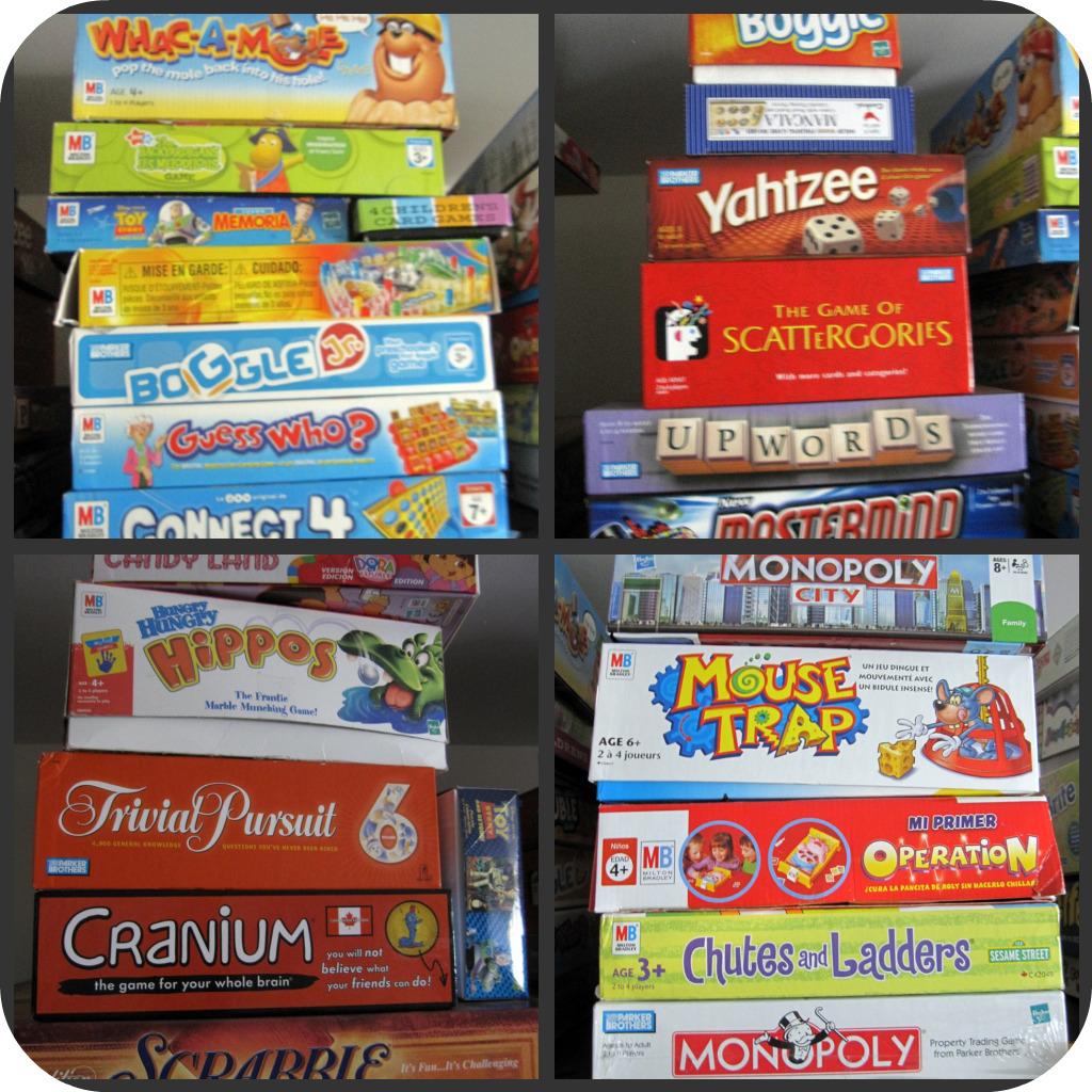 Let S Talk Board Games