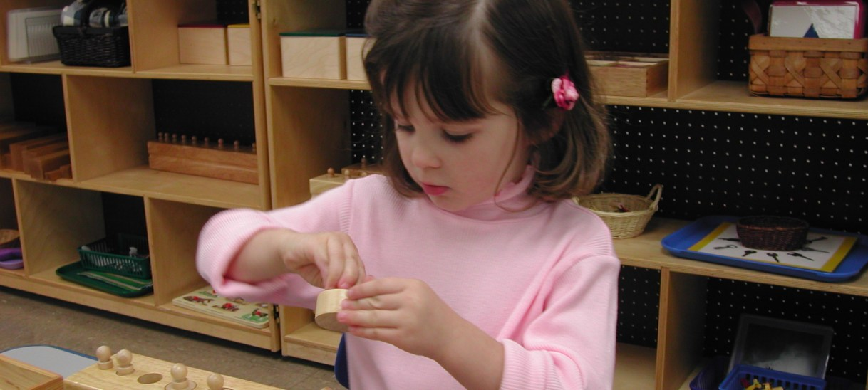 Five Benefits of Montessori Education