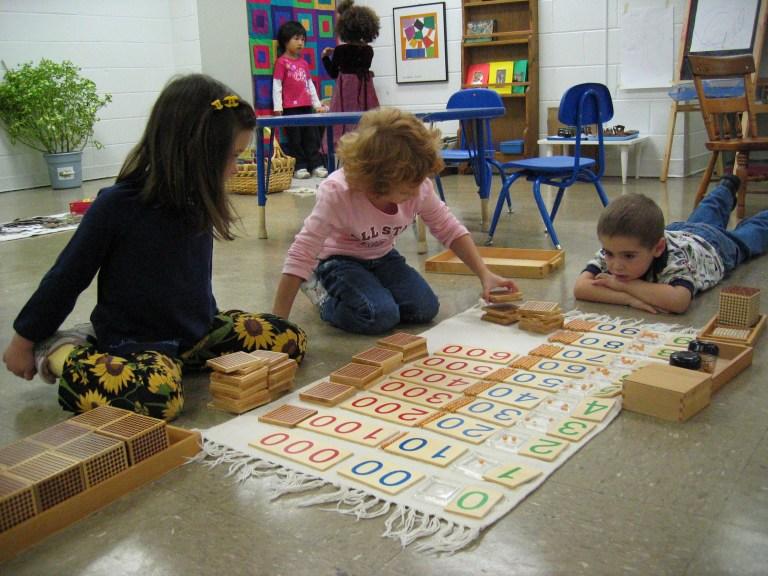 Montessori Core Curriculum