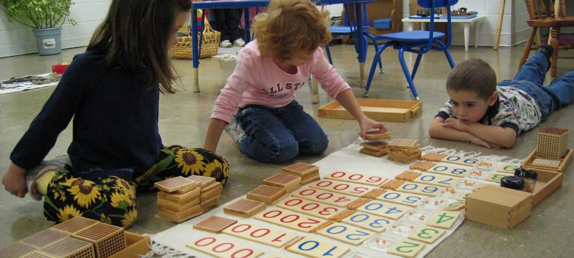 Montessori Core Curriculum