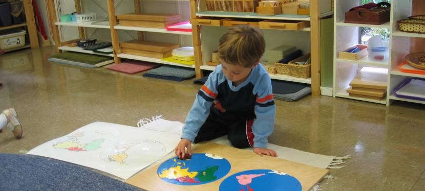 Understanding Montessori: The Child