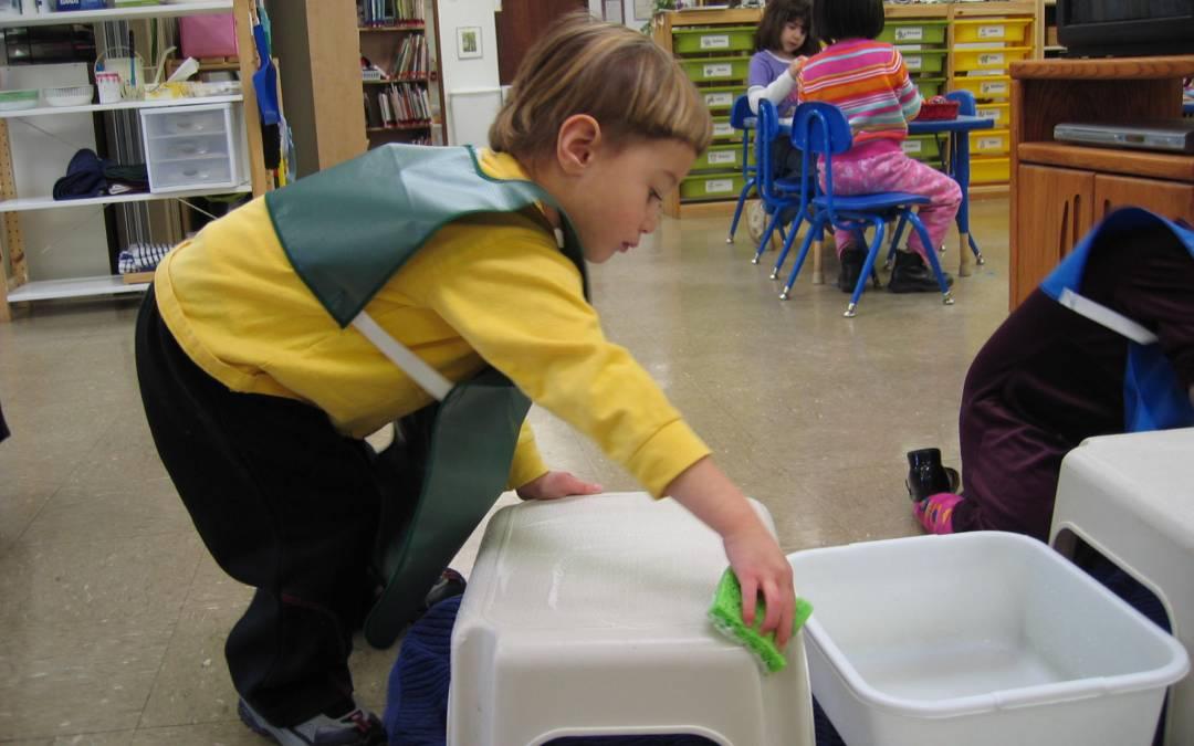 Understanding the Montessori Practical Life Curriculum