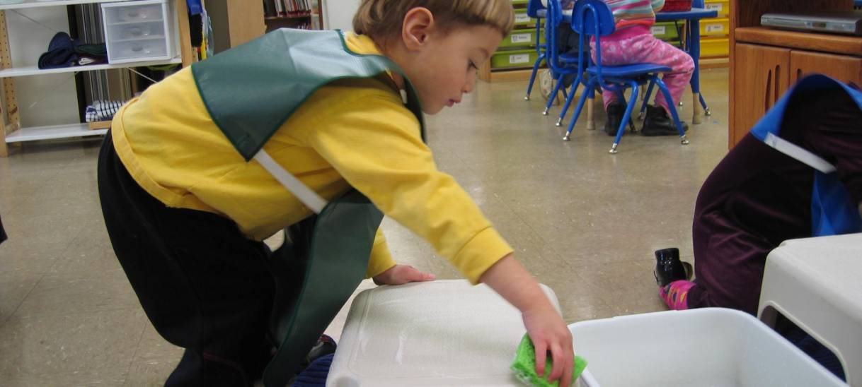 Understanding the Montessori Practical Life Curriculum