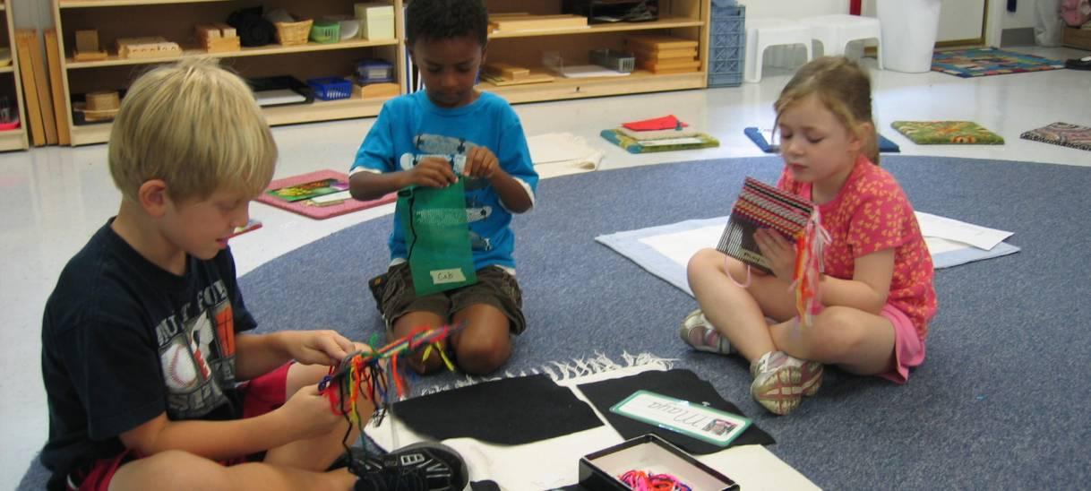 Understanding Montessori: The Learning Environment