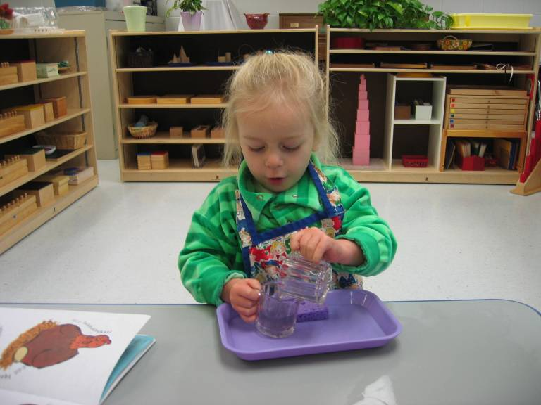 How Do Montessori Schools Teach Independence?