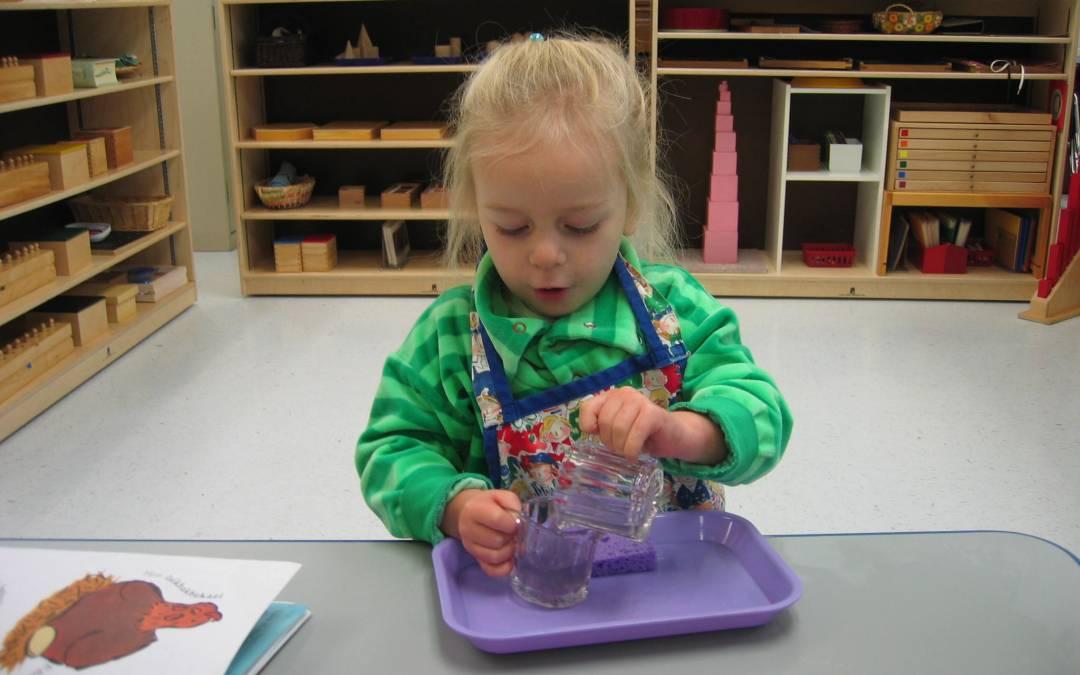 How Do Montessori Schools Teach Independence?