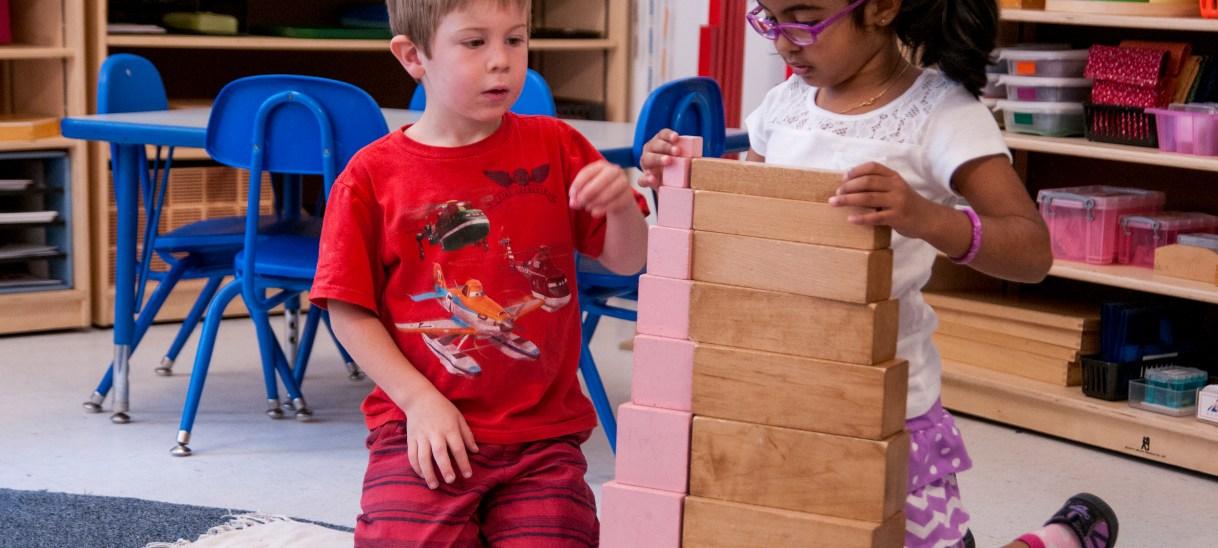 An Authentic Montessori School in the Heart of Reston