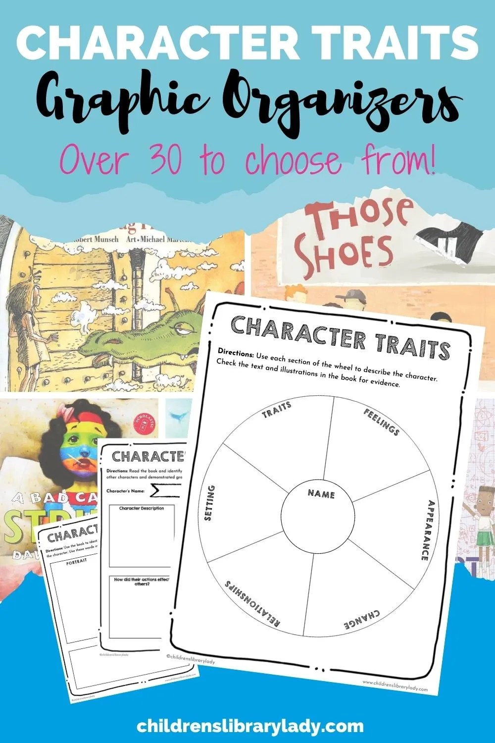 medium resolution of 25 Children's Books for Teaching Character Traits in the Classroom