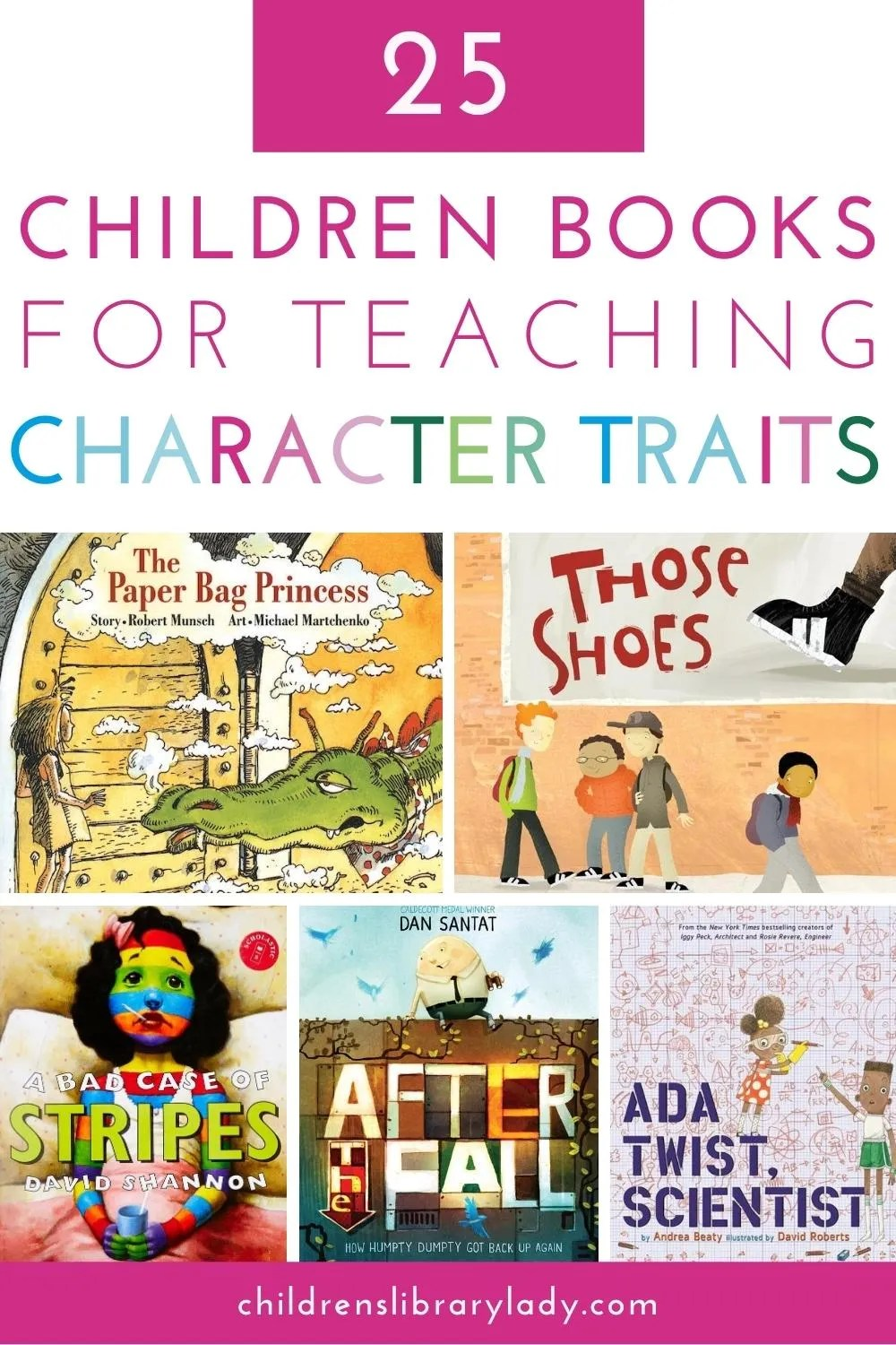 hight resolution of 25 Children's Books for Teaching Character Traits in the Classroom