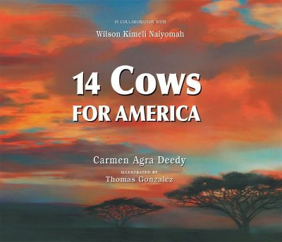 14 Cows for America - Carmen Agra Deedy