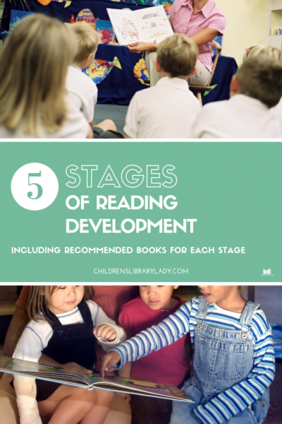 5 Stages of Reading Development