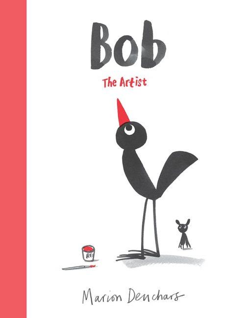 Bob The Artist - Marion Deuchars