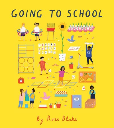 Going to School - Rose Blake