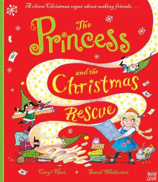 The Princess & the Christmas Rescue