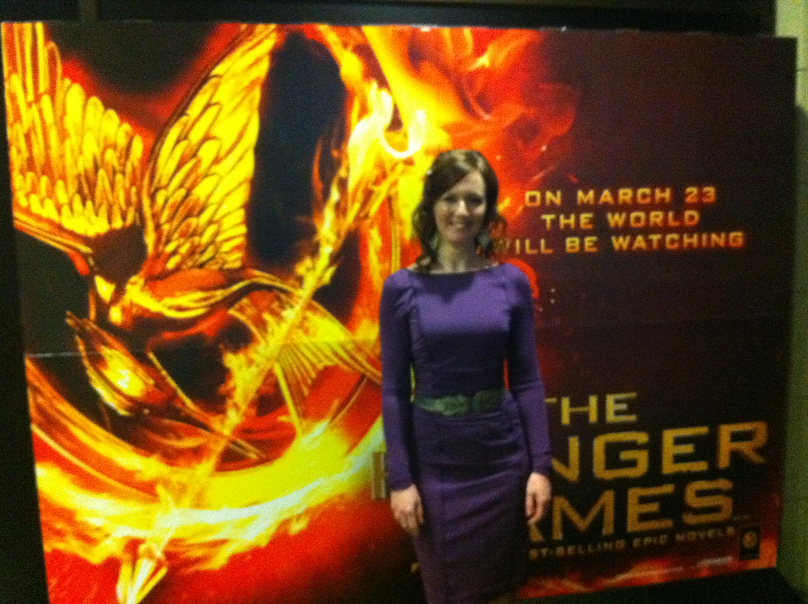 Hunger Games Zeitgeist