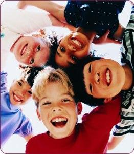 laughing-children