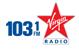 103.1 Virgin Radio Logo